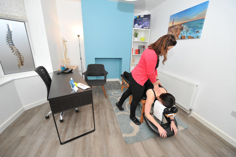 Try out a sports massage